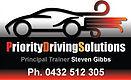Steven Gibbs Priority Driving Solutions