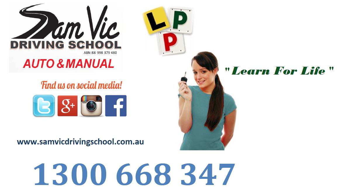 Sam Vic Driving School ADTAV Premium