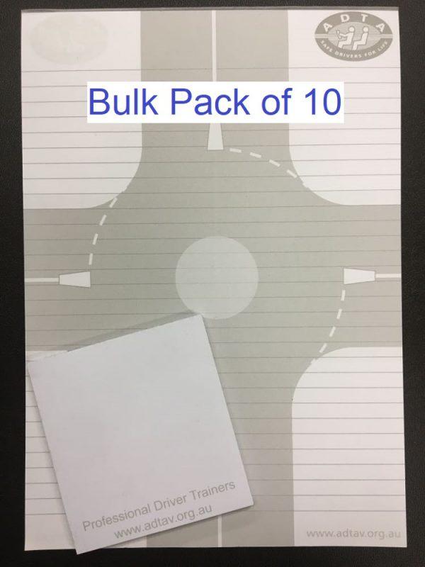 Bulk Pack of 10